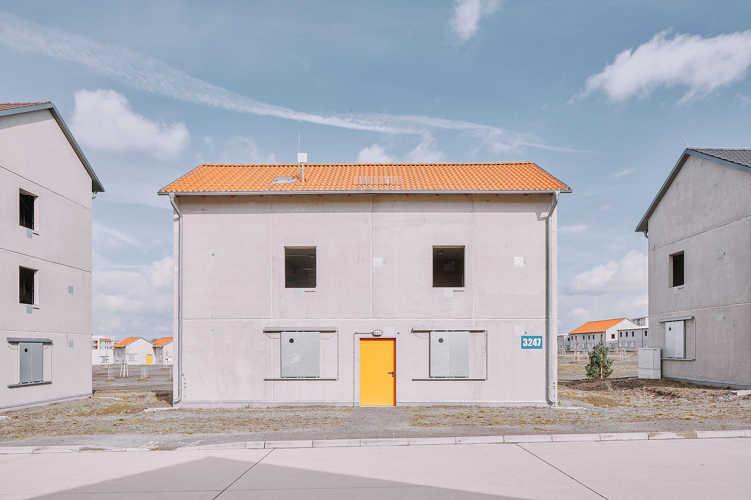 Übungsstadt Schnöggersburg
